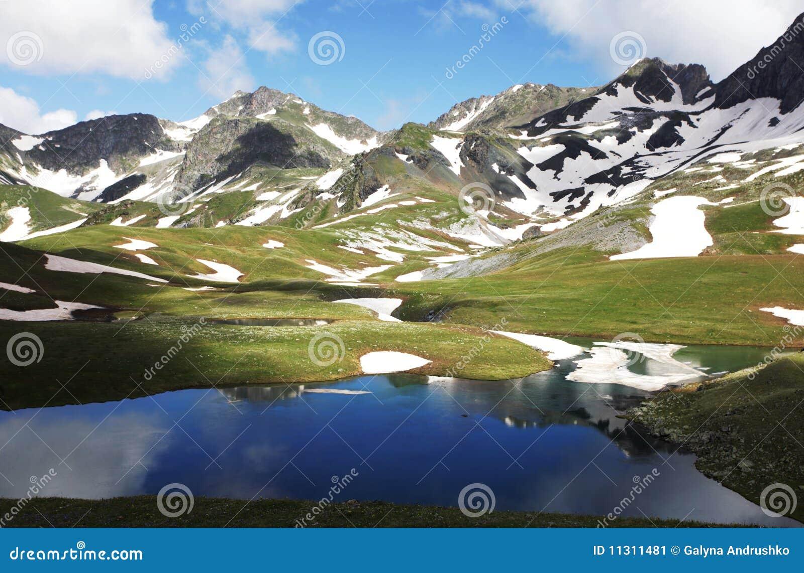 Mountainssee