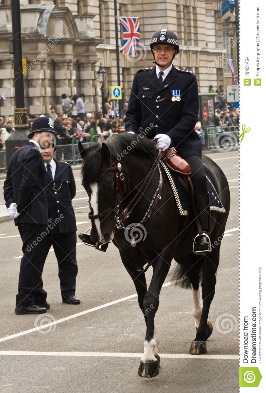 The Development of Policing in Britain in the Next Five Years