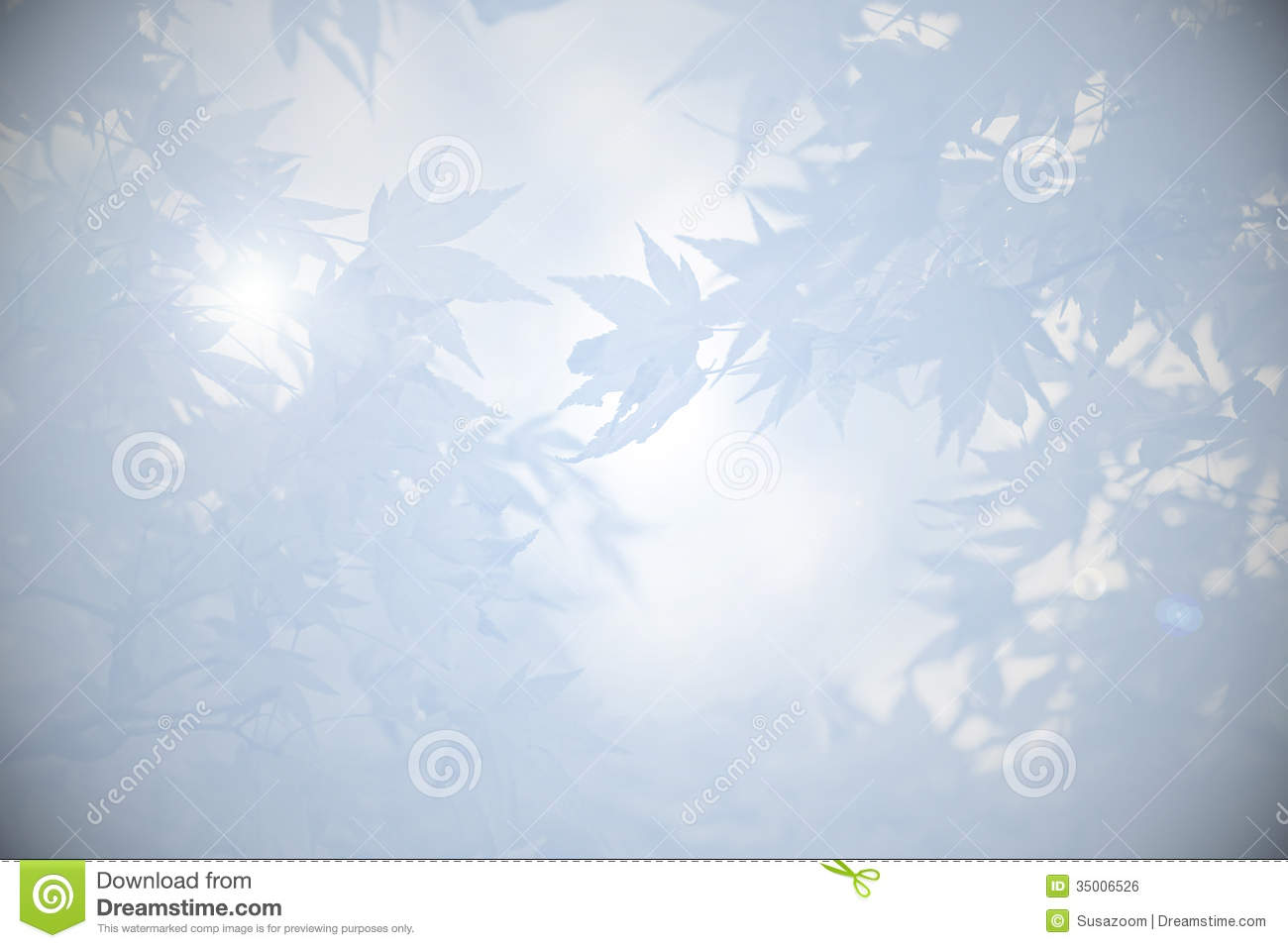 Mourning background with leaves in shades of grey