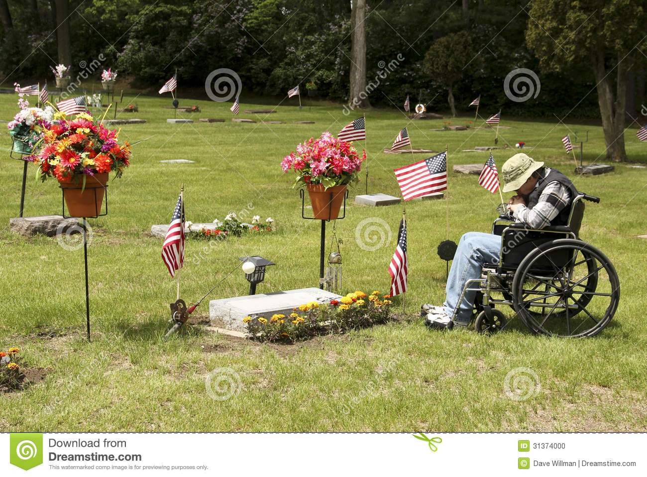 mourning at a graveside stock photo image 31374000
