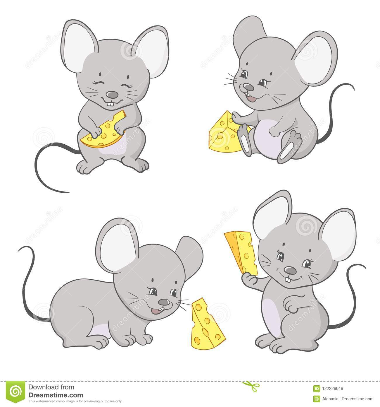 Why does a little mouse dream