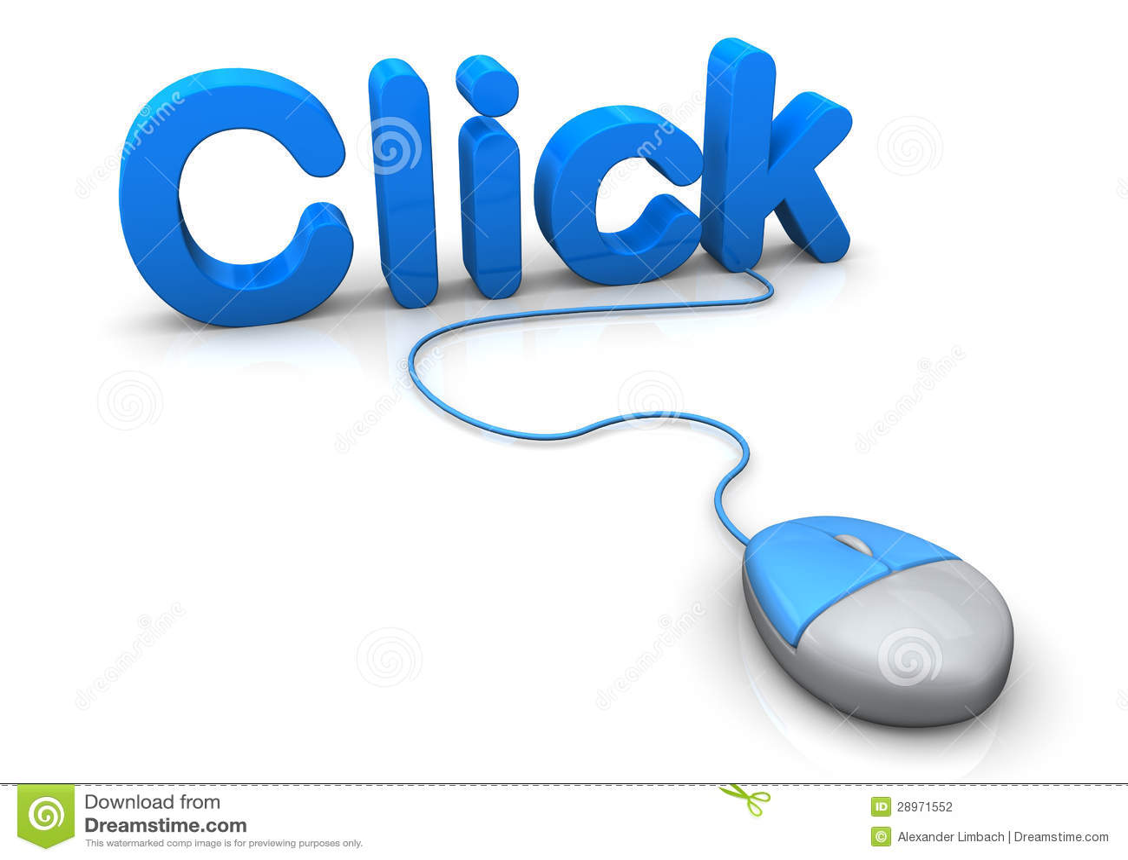 mouse click stock illustration illustration of optimization 28971552. Black Bedroom Furniture Sets. Home Design Ideas
