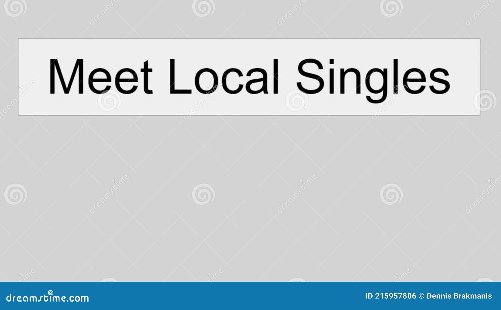 Where to meet local singles