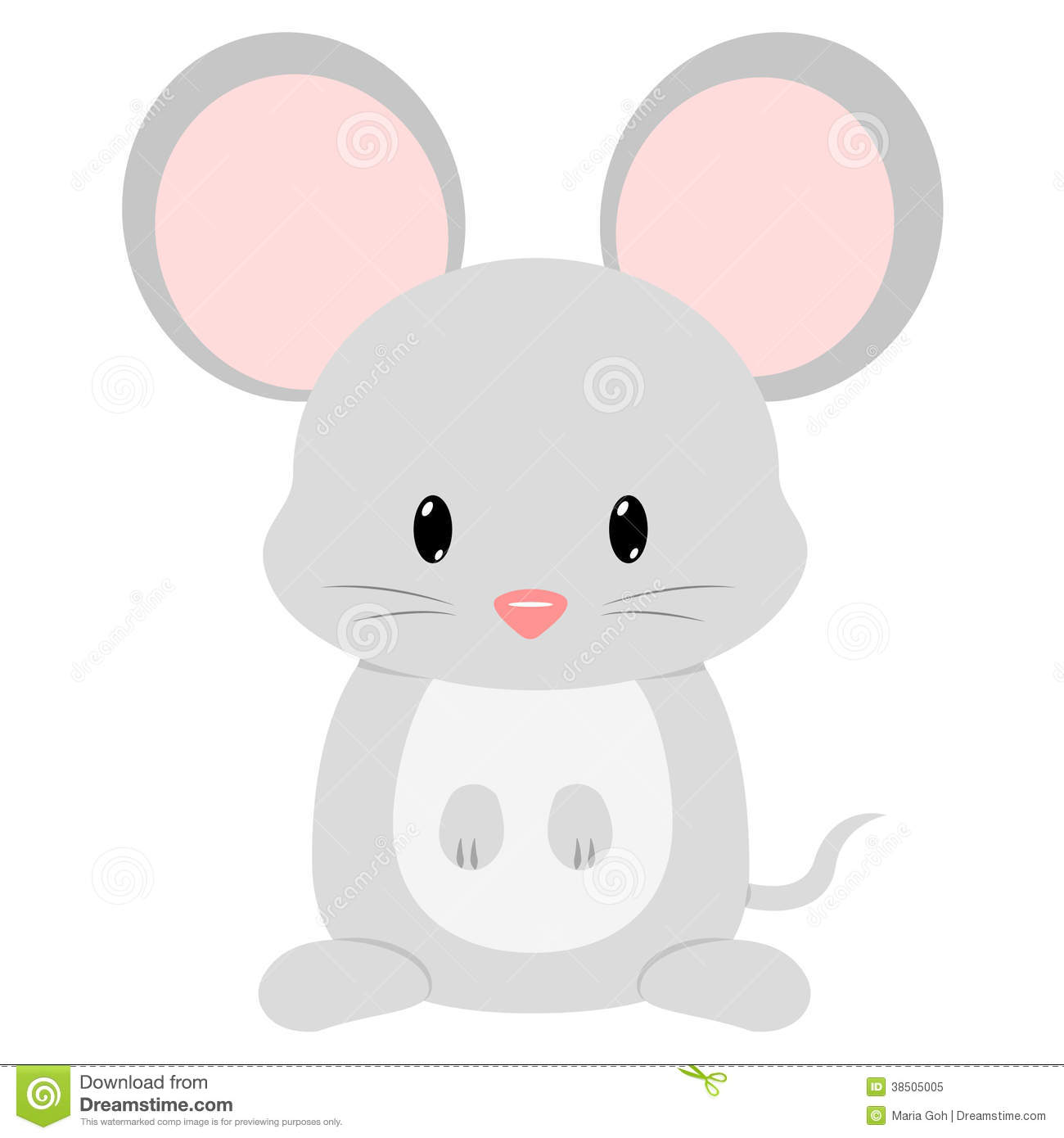 Mouse stock illustration. Illustration of hunt, mouse ...