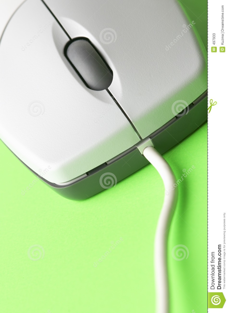 Mouse in macro
