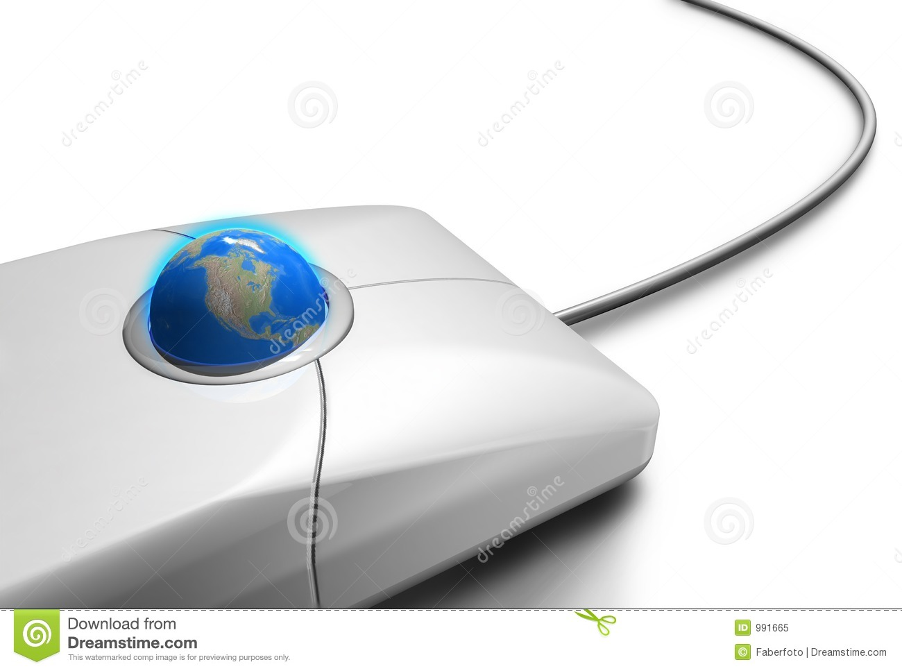 Mouse one touch World