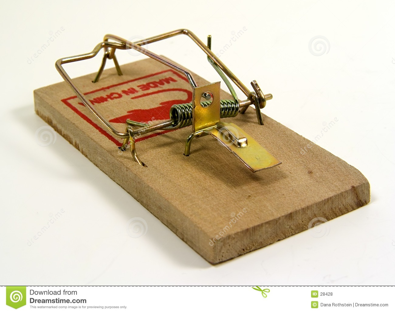 Mouse Trap Royalty Free Stock Photos - Image: 28428