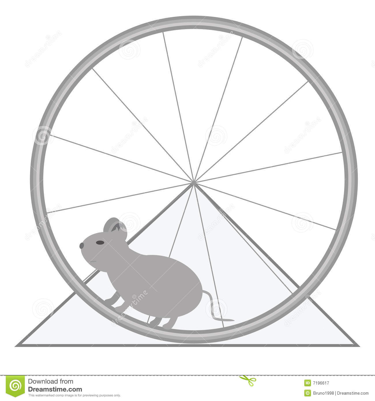 Mouse And Wheel Royalty Free Stock Photography - Image ...
