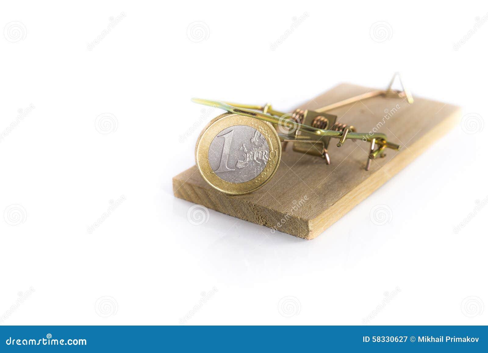 Mousetrap z jeden euro