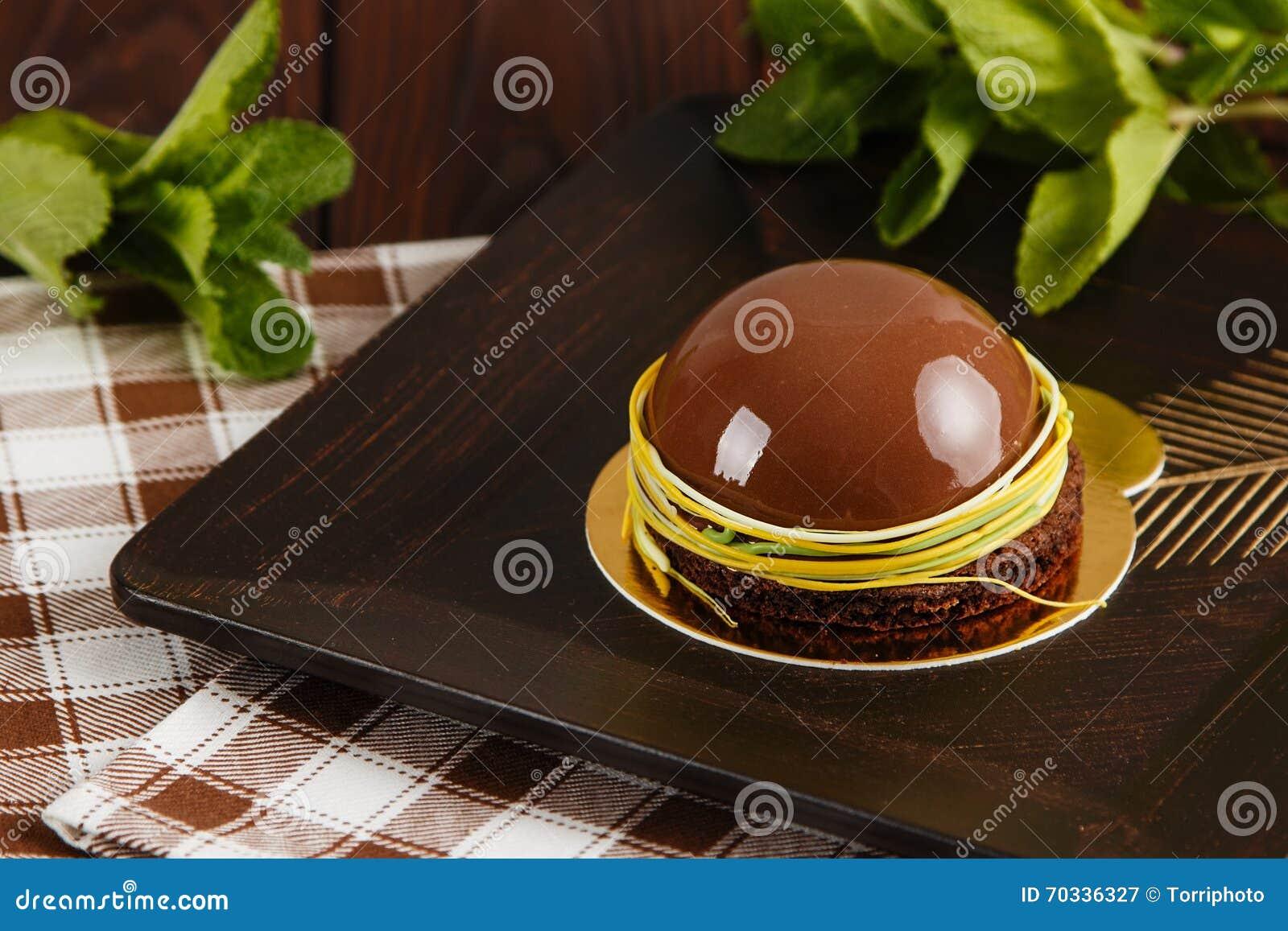 European Chocolate Cake