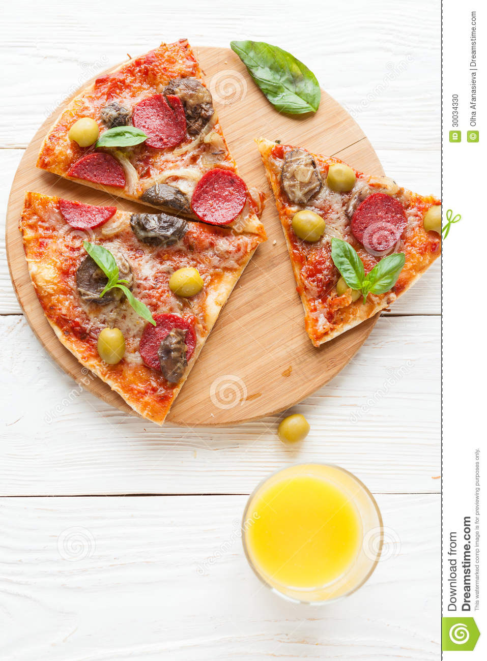 how to cut pizza into 6 slices