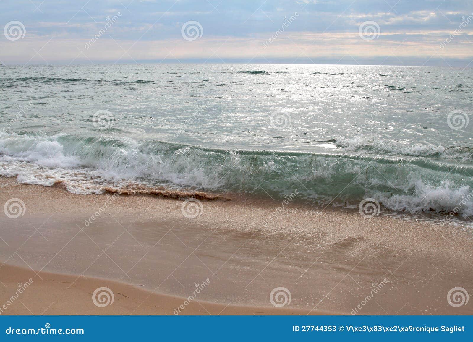 Mouvement de l océan
