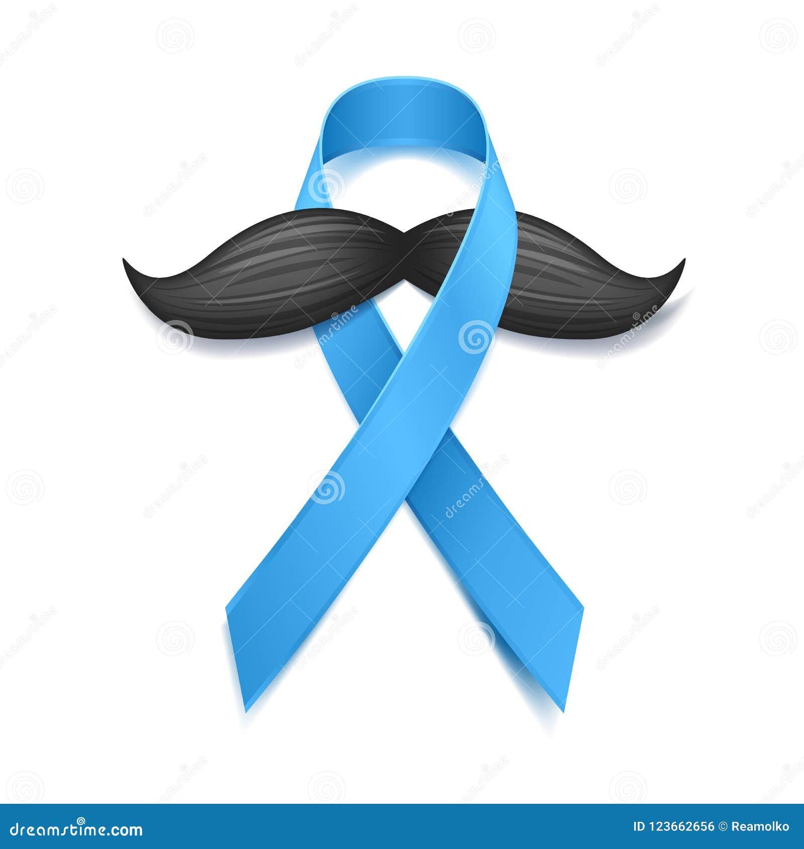 Movember - mese di consapevolezza del carcinoma della prostata Concetto di salute del ` s degli uomini