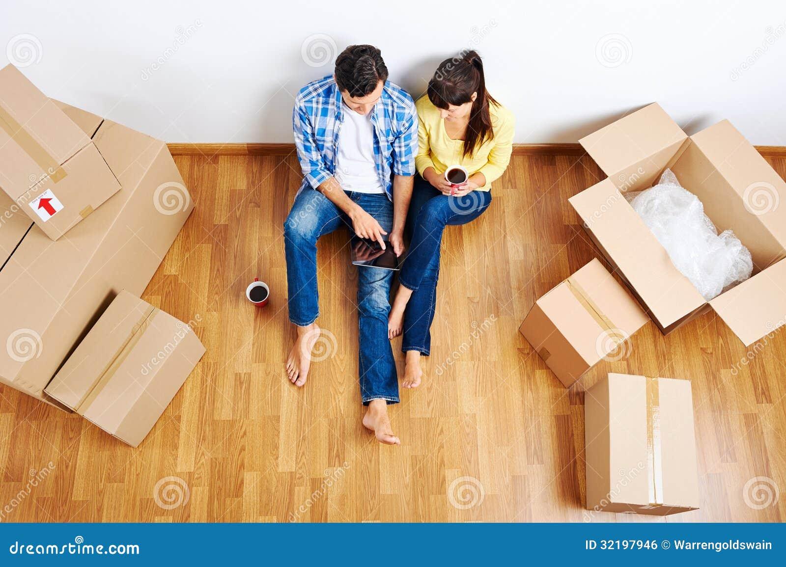 Mover-se nos pares
