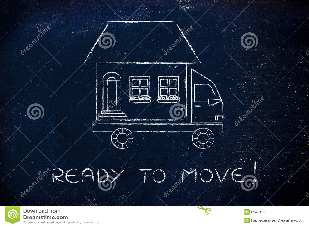 how to get ready to move house