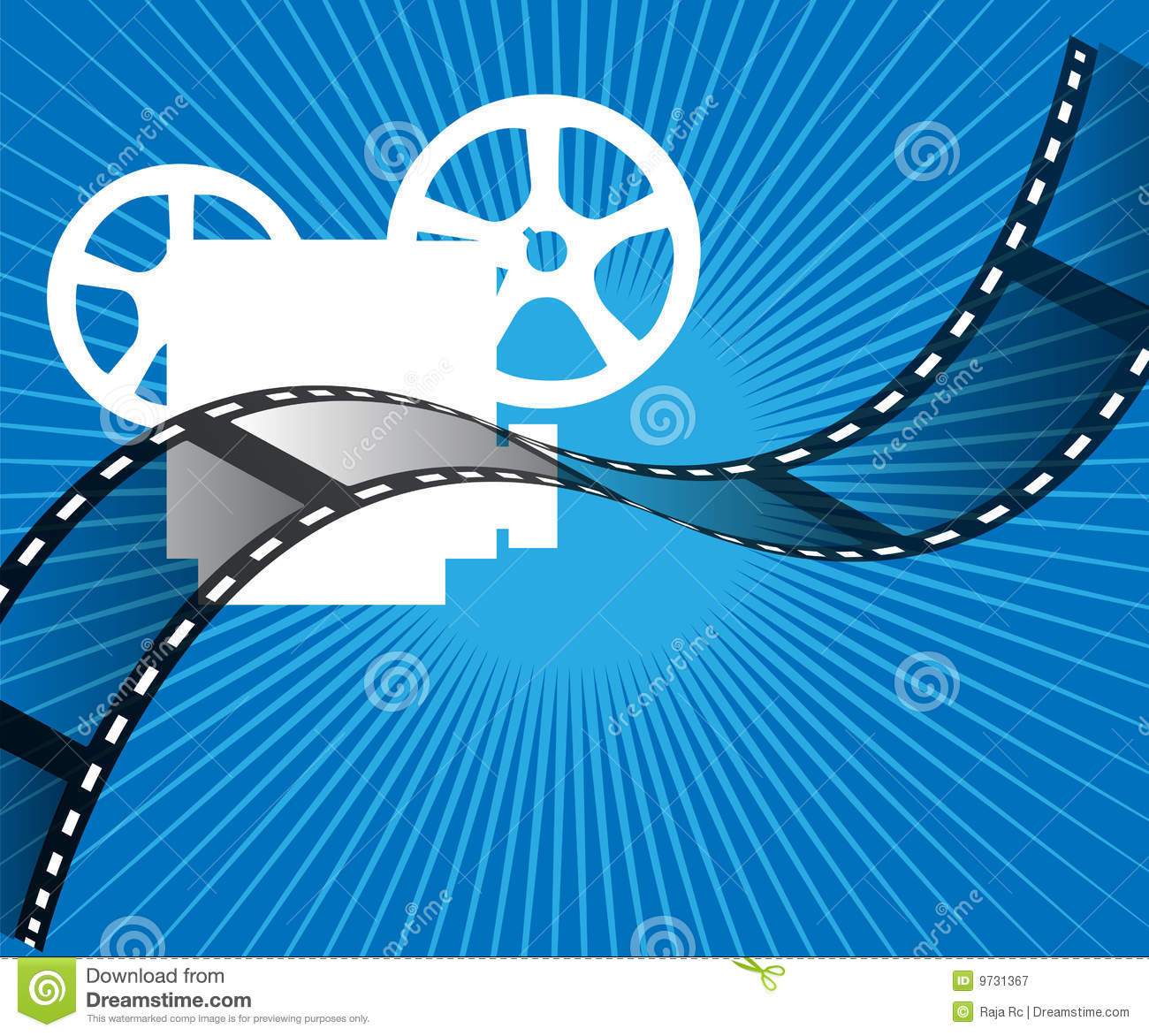 clipart of movie projector - photo #30