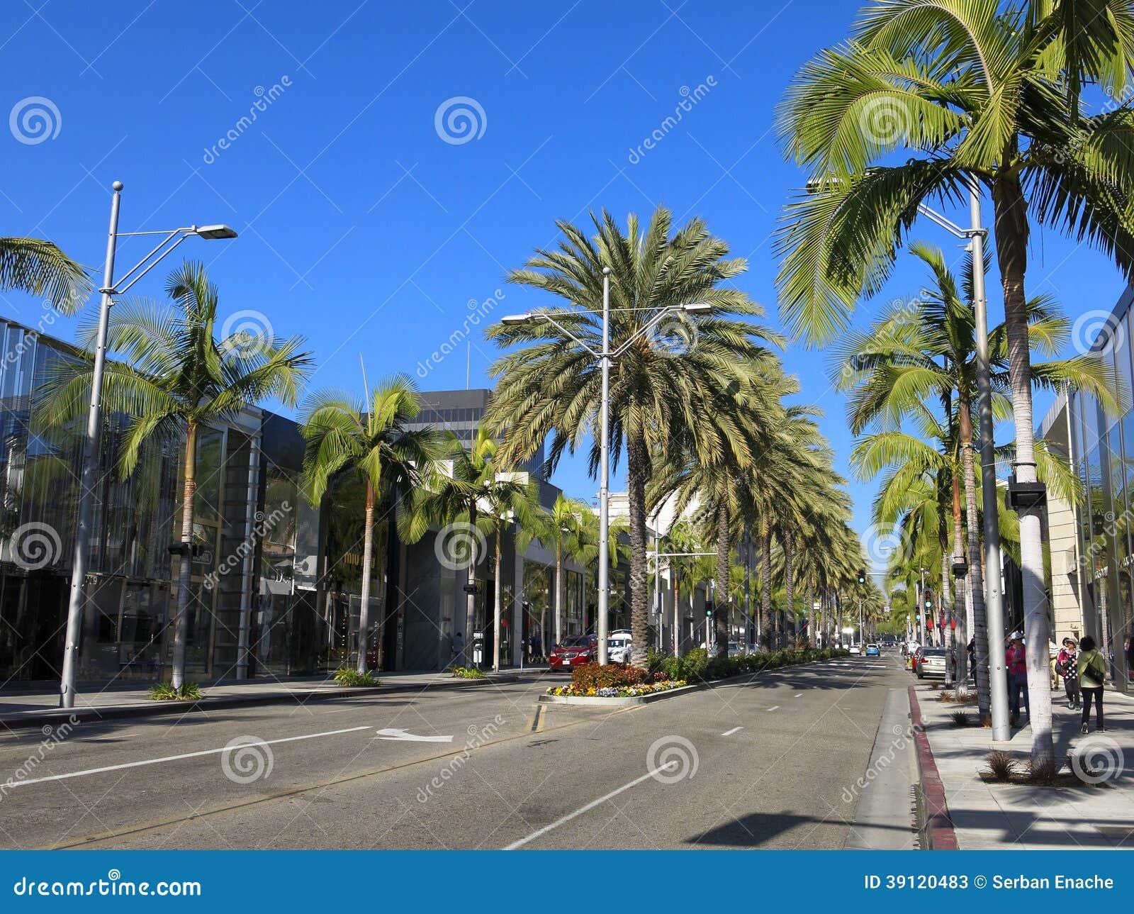 Movimentação do rodeio em Los Angeles