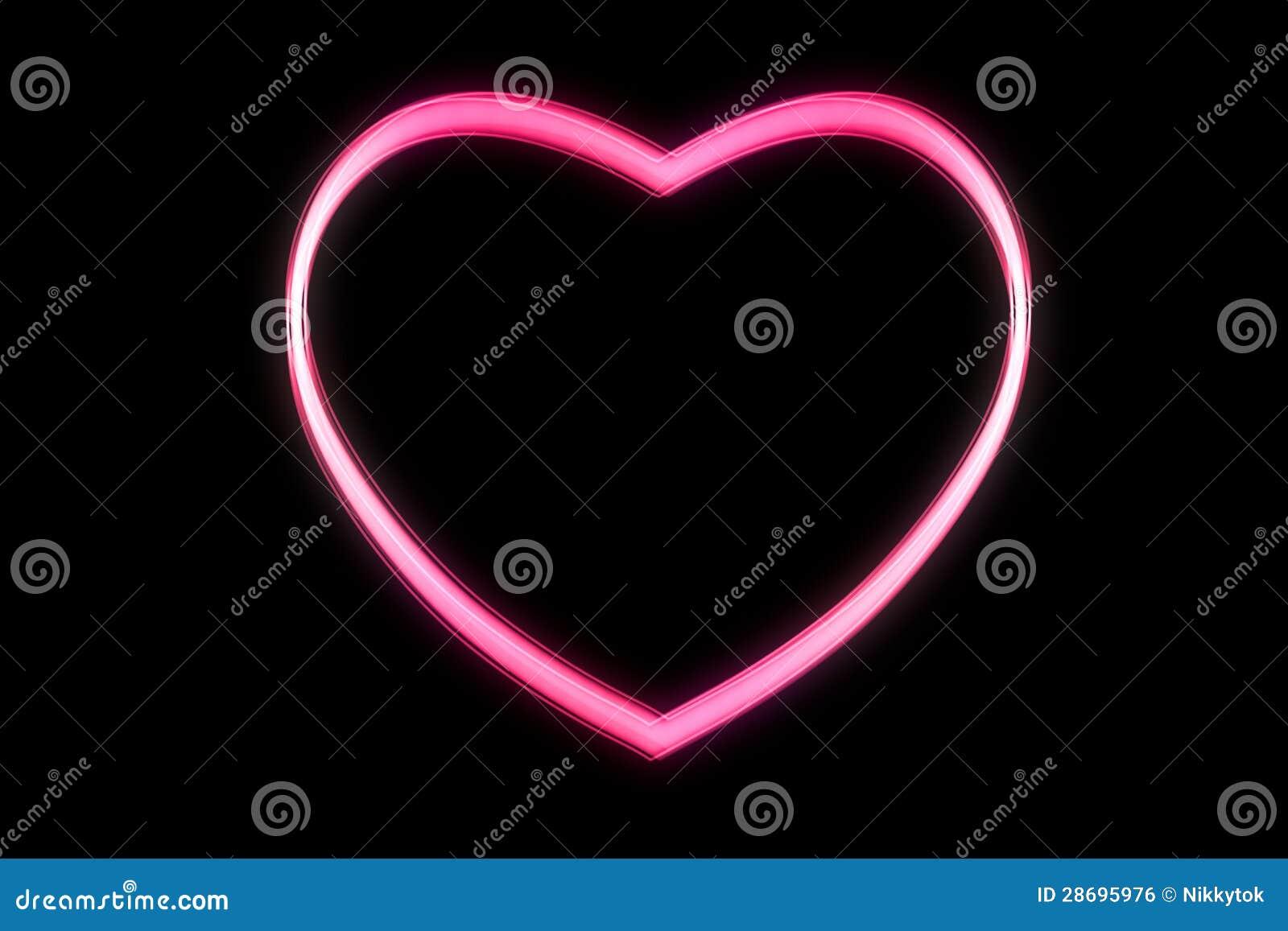 Movimiento Ligero Del Corazón Stock De Ilustración Ilustración De