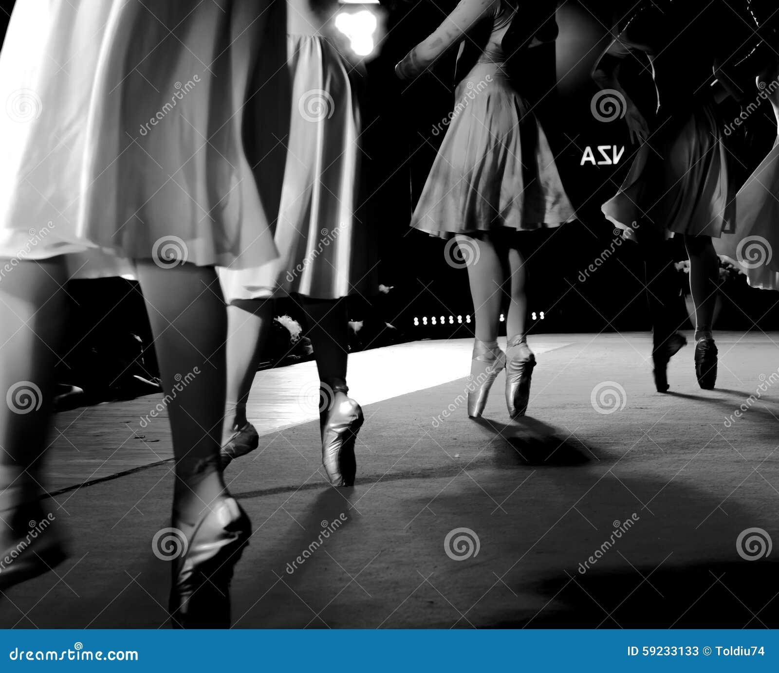 Movimientos clásicos de la danza