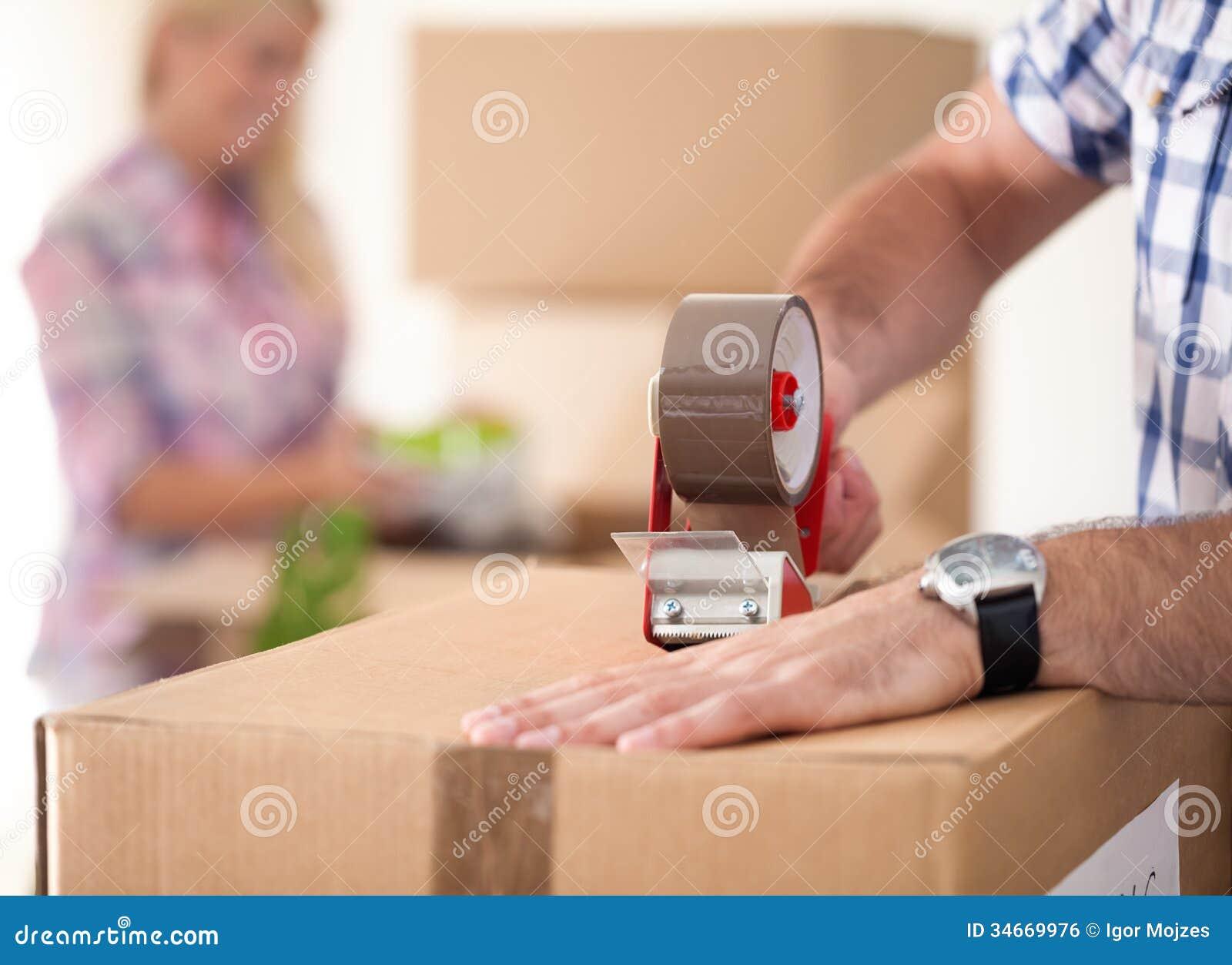 Moving дом