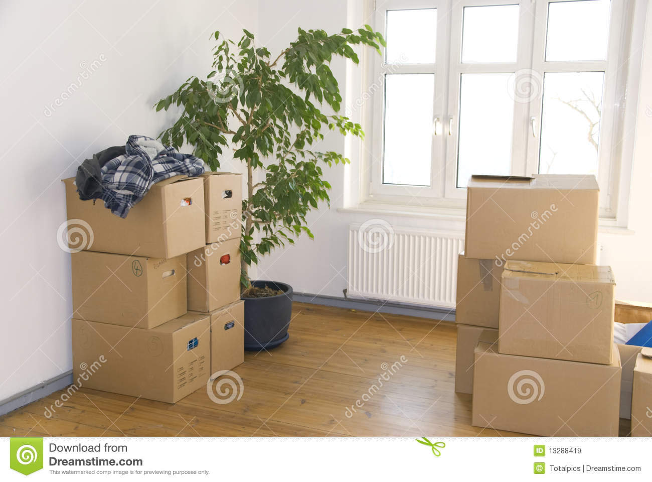 Moving house stock image image of floor move nobody When is the best time to move house