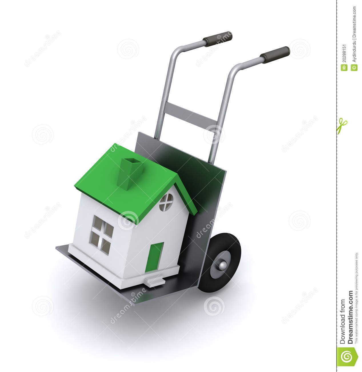 Moving houses stock image image 20288151 When is the best time to move house