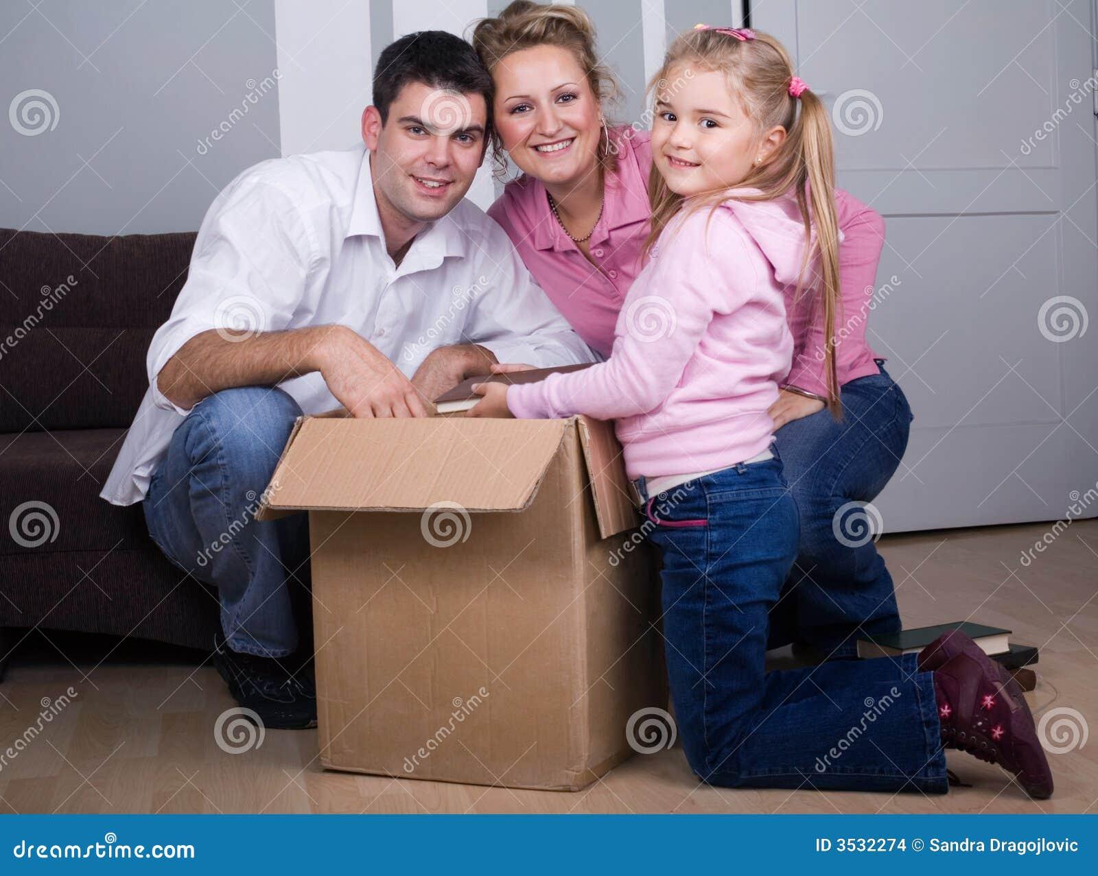 Moving hus