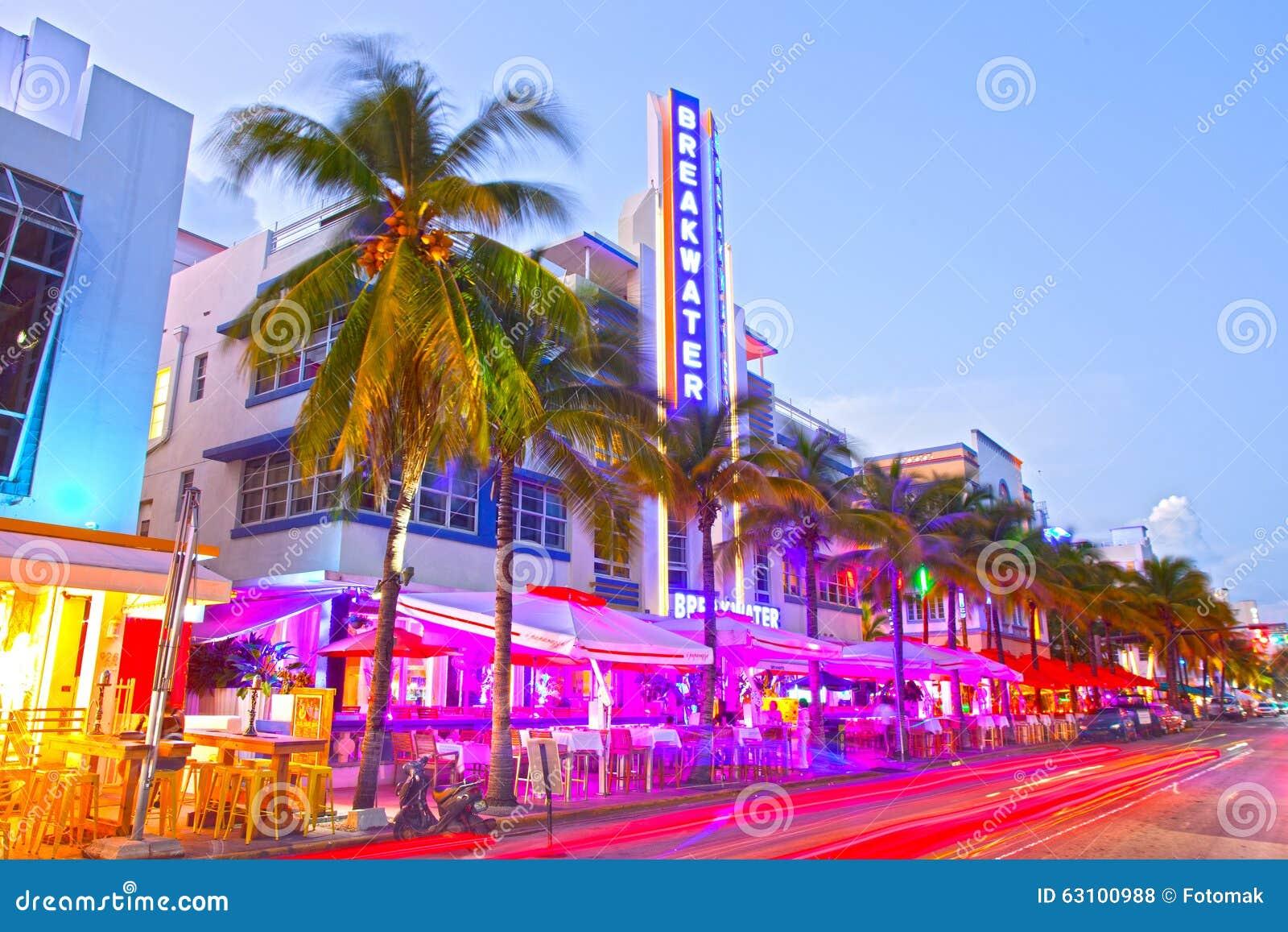 Famous Restaurants In Miami Beach