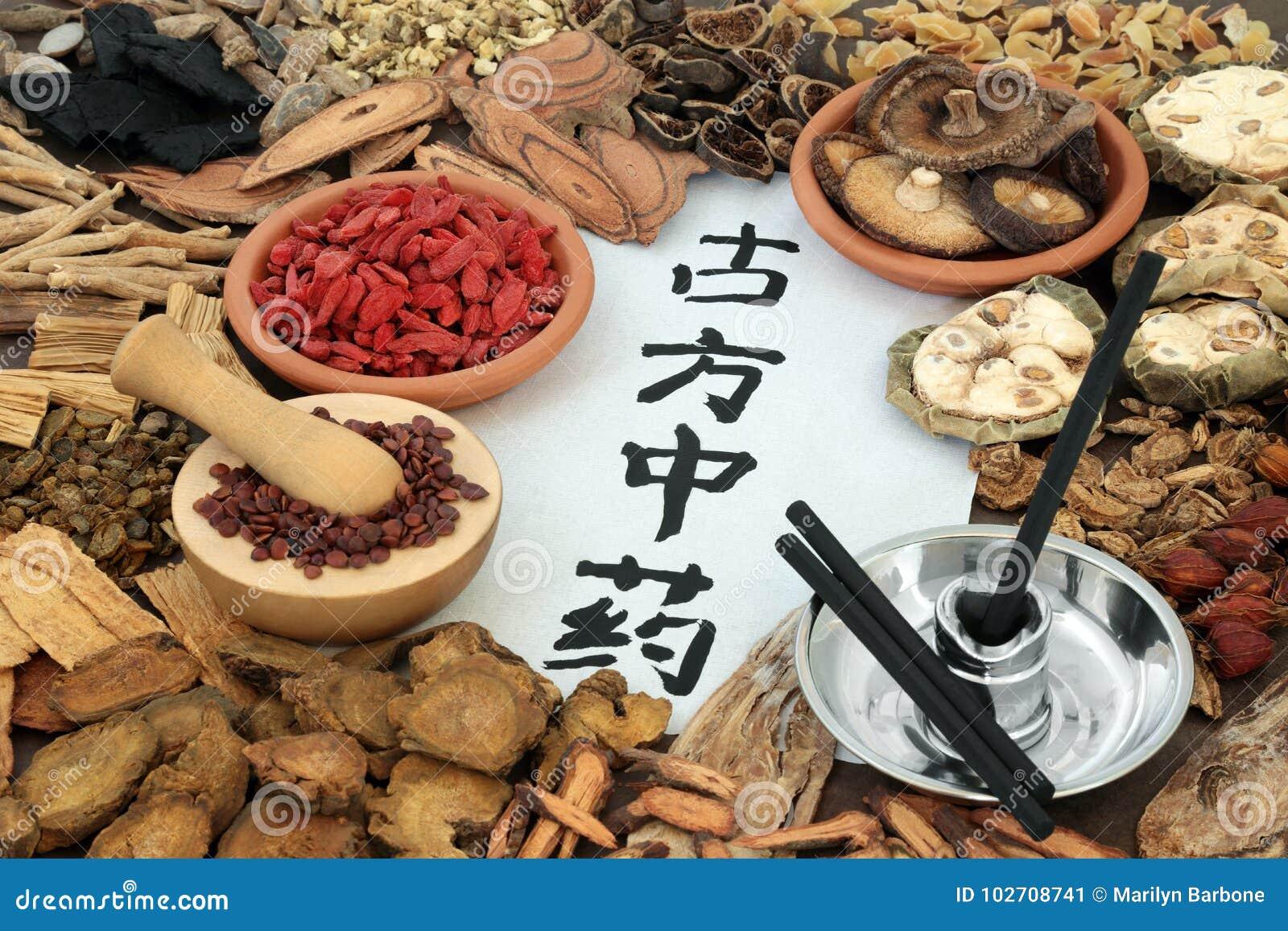 Moxibustion Chinese Herbal Medicine