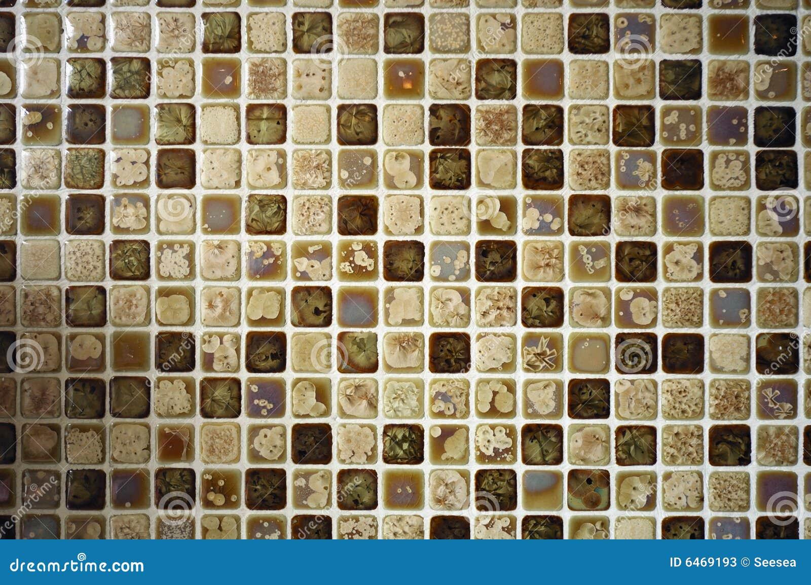 Mozaiki ściany