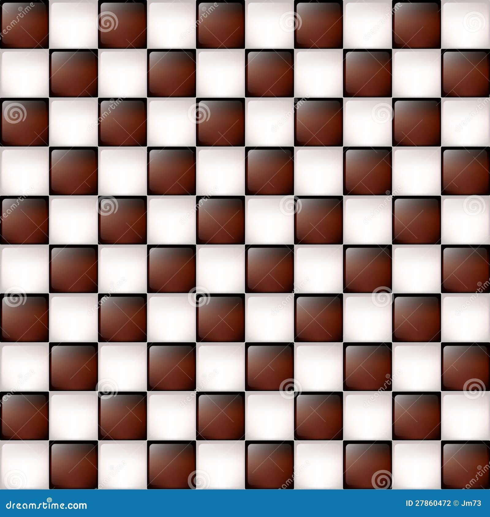 Mozaiki glansowany tło