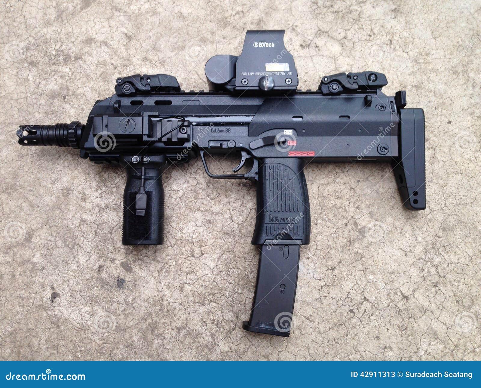 Umarex (VFC) MP7A1 GBB (Asia Edition, Black)
