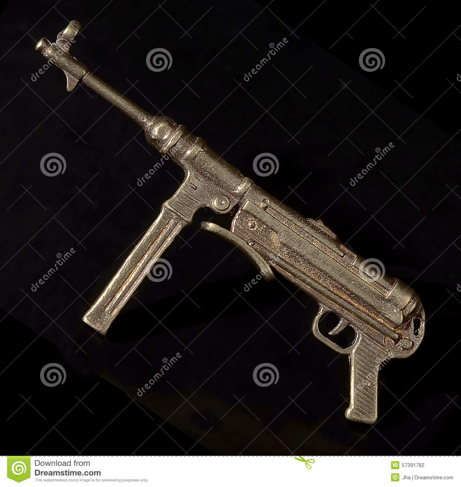 MP38/40 machinepistool