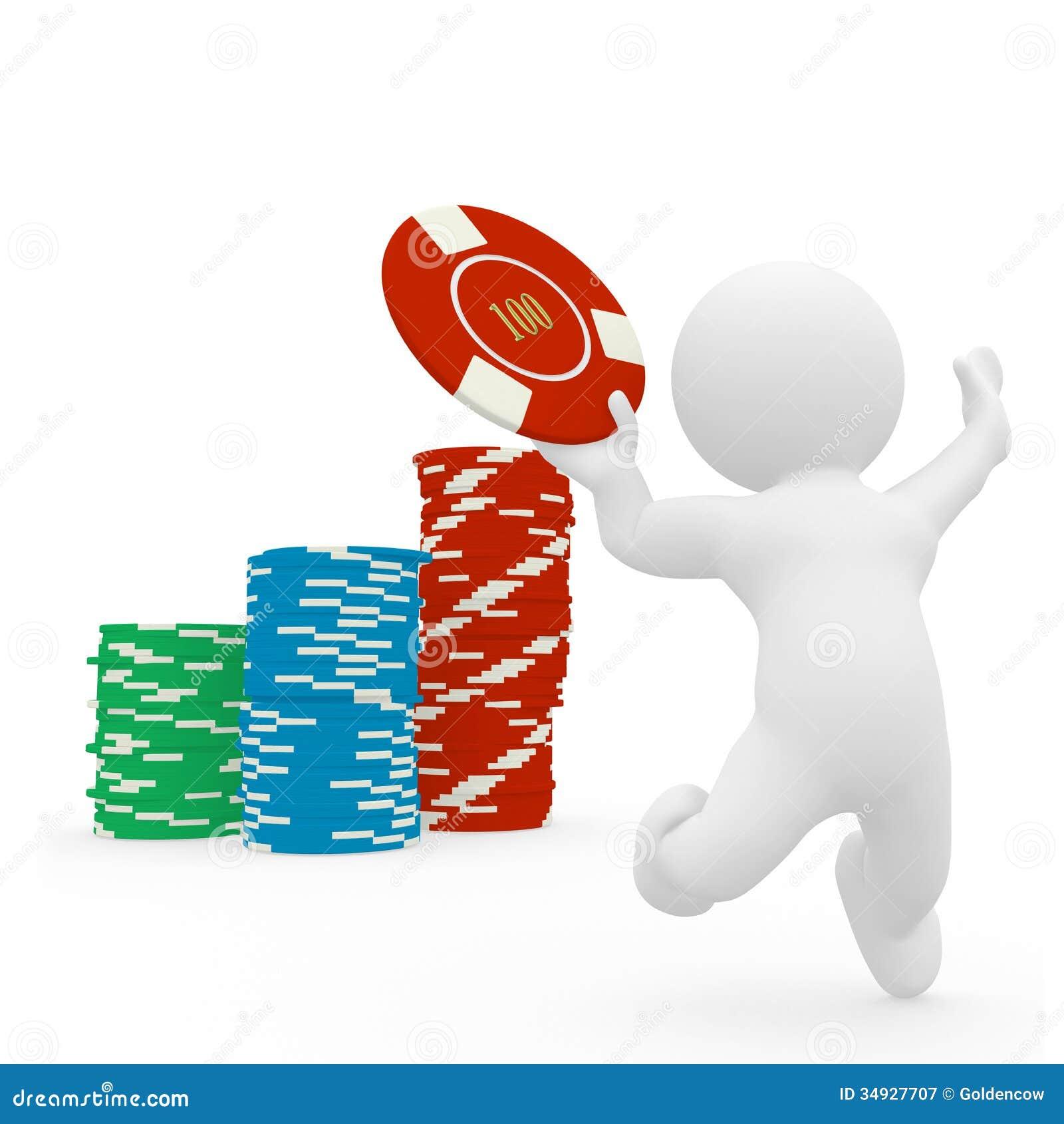 Mr. Smart Guy wins the poker match