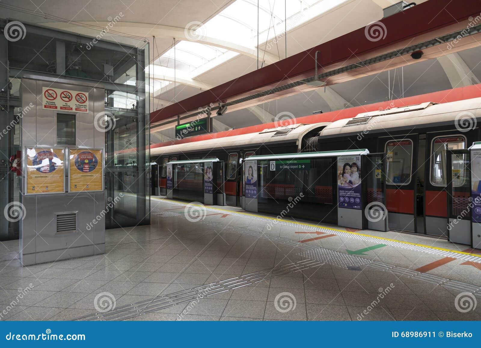 MRT de Singapur