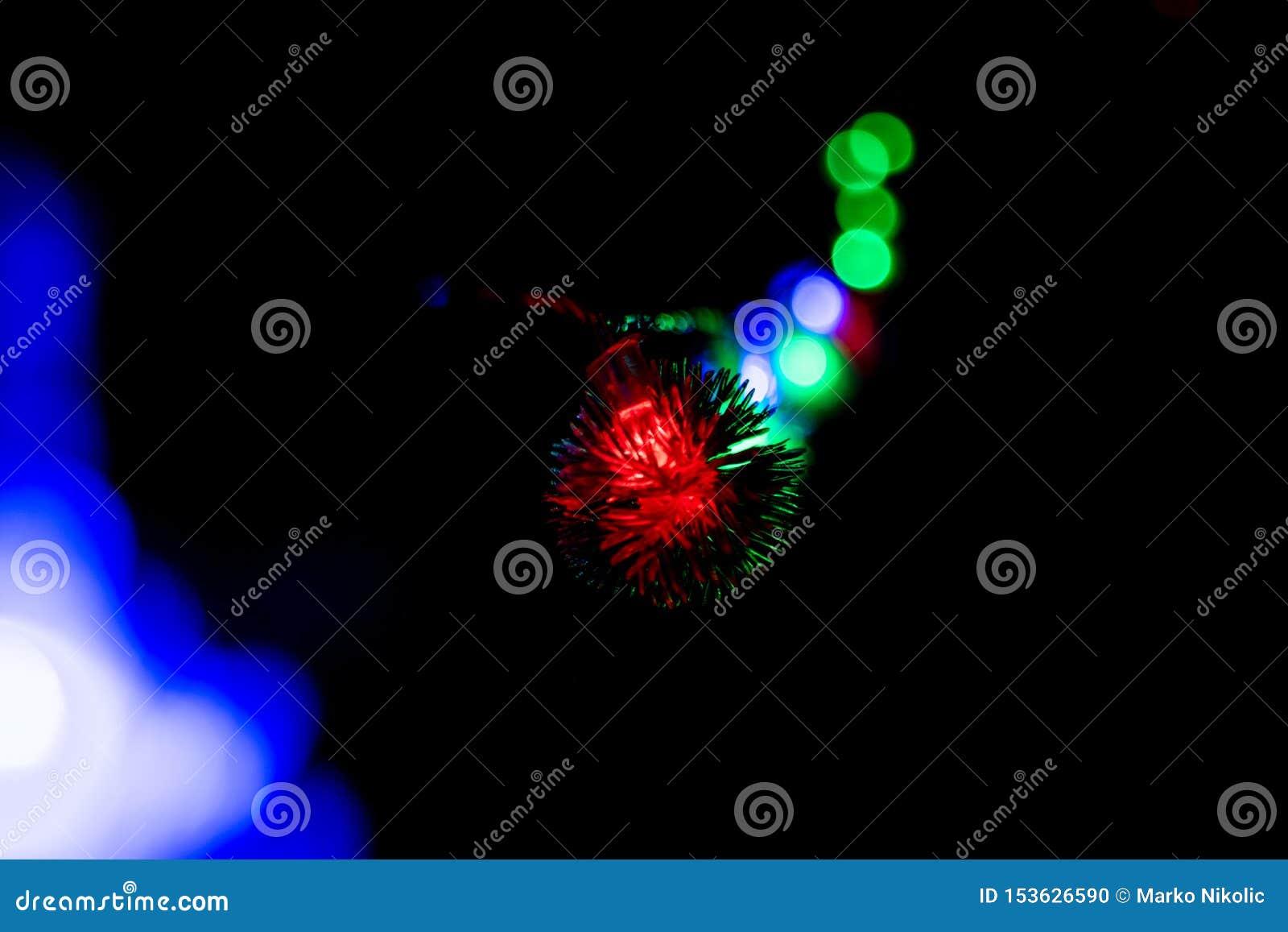 Mrugać długo świateł - boże narodzenia, nowy rok dekoracje 02