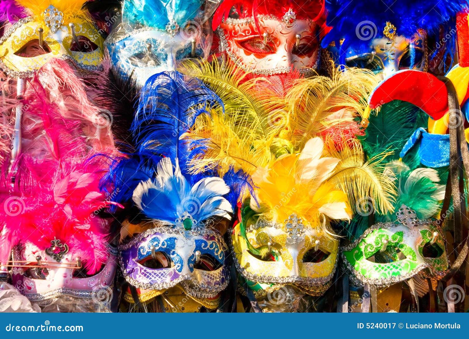 M scaras de veneza carnaval fotografia de stock royalty - Mascaras para carnaval ...