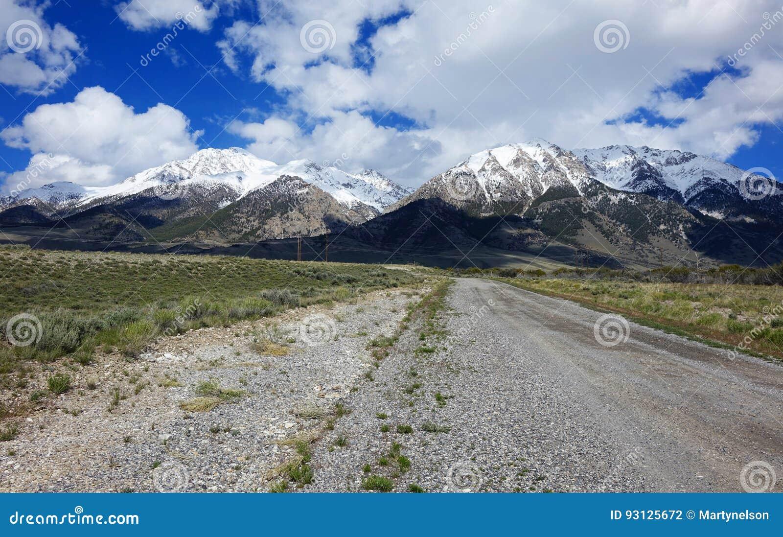Mt 博拉-爱达荷
