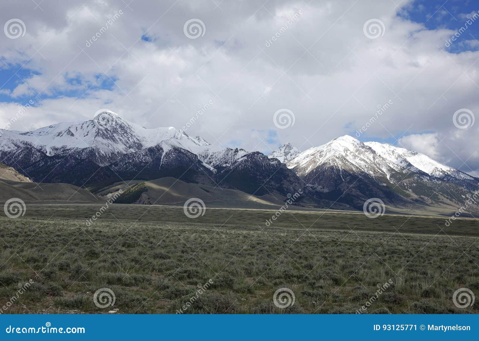 Mt Borah - Idaho