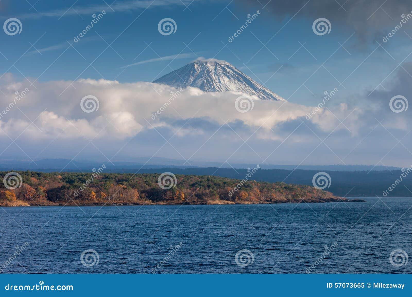 MT Fuji en Meer Motosuko
