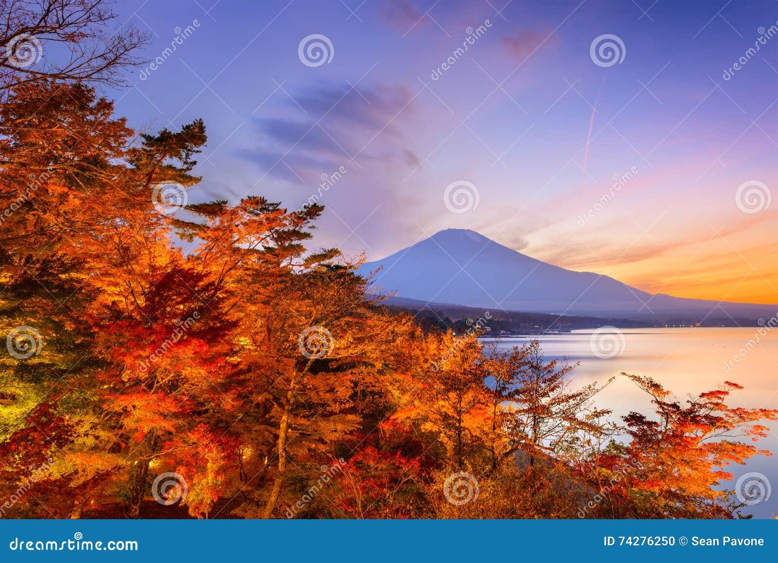 Mt Fuji Japonia