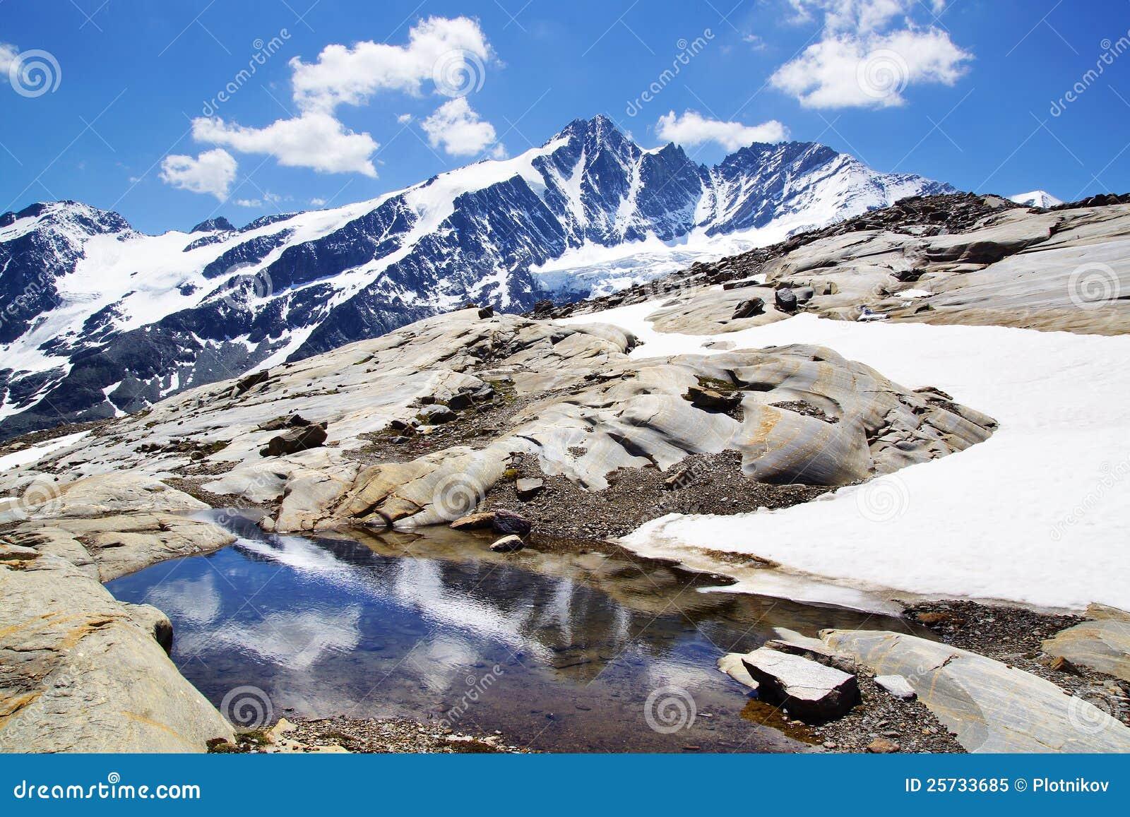 Mt. Grossglockner 3,798 м. Austria