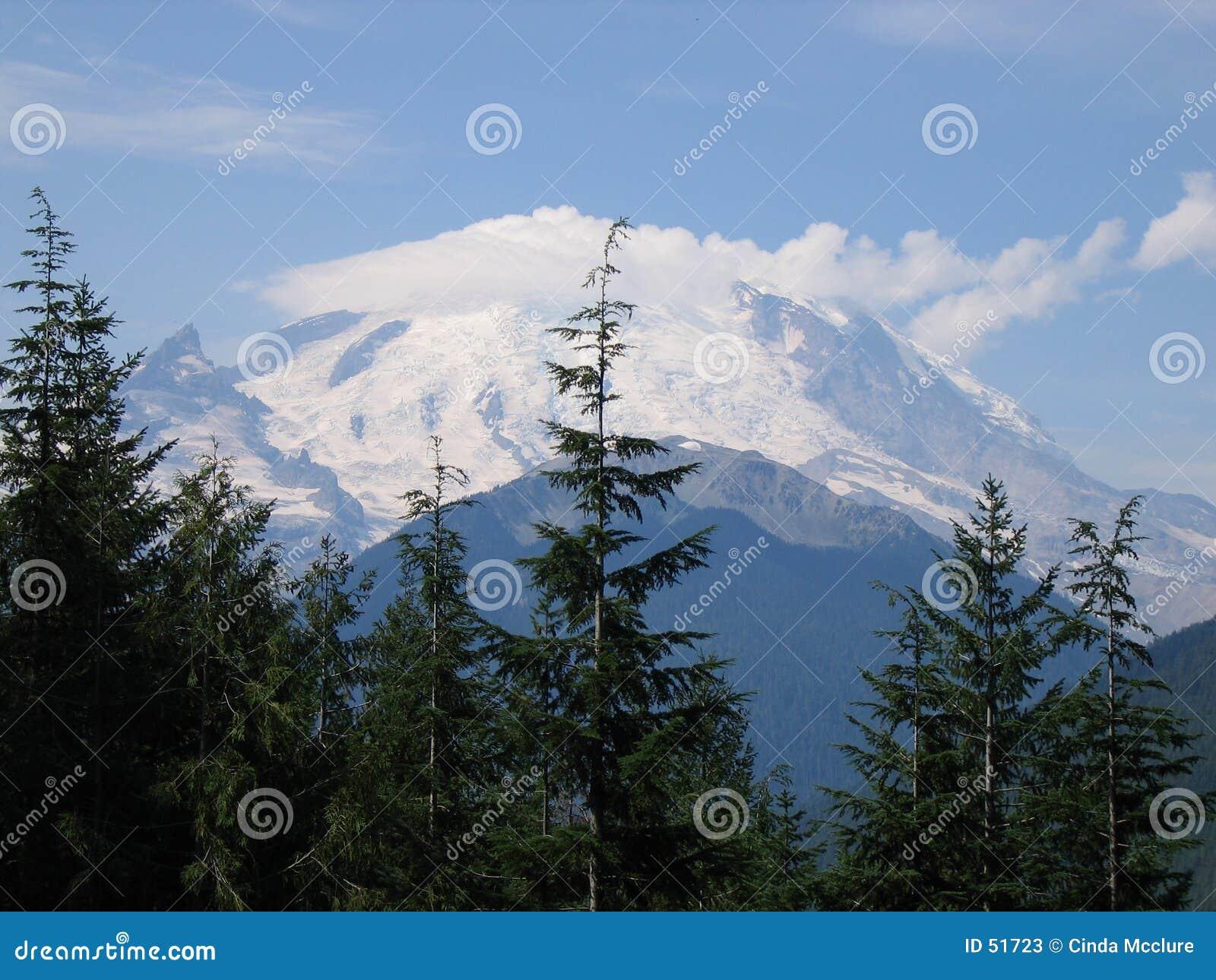 Mt. Más lluvioso