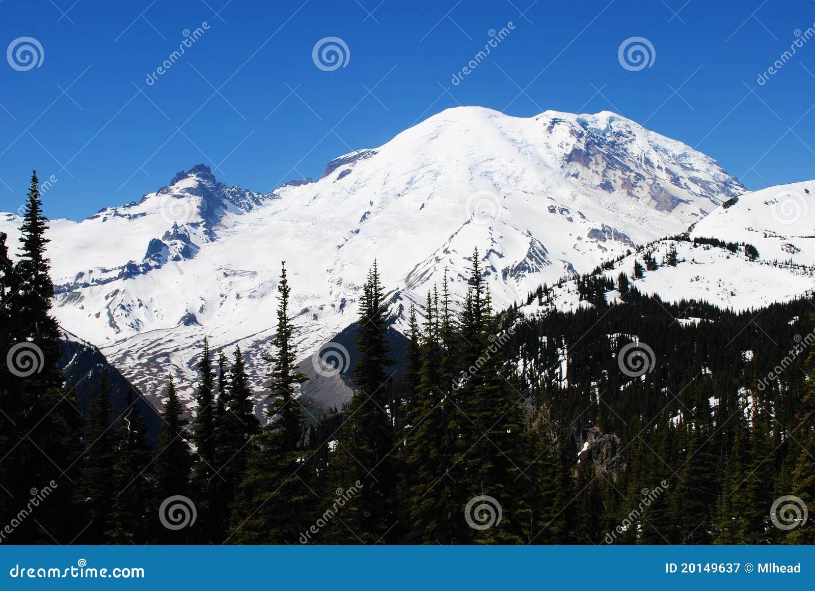Mt. Mais chuvoso