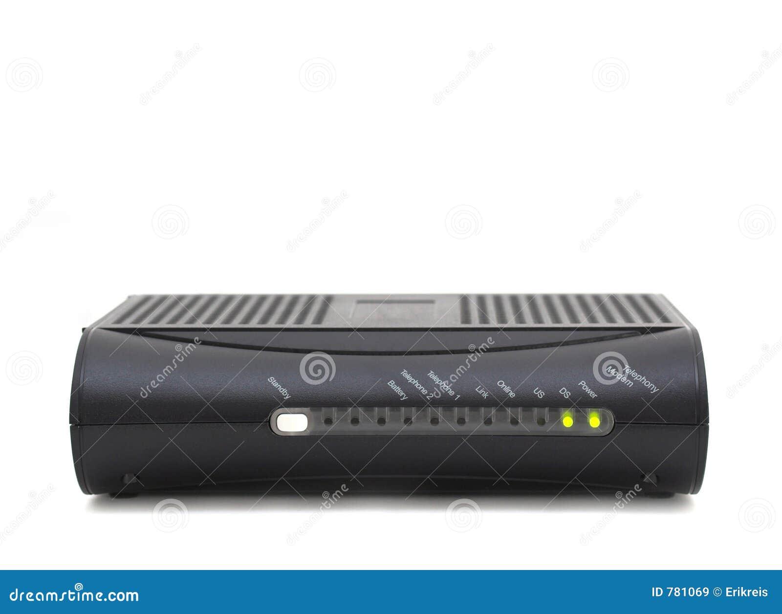 MTA cable modem