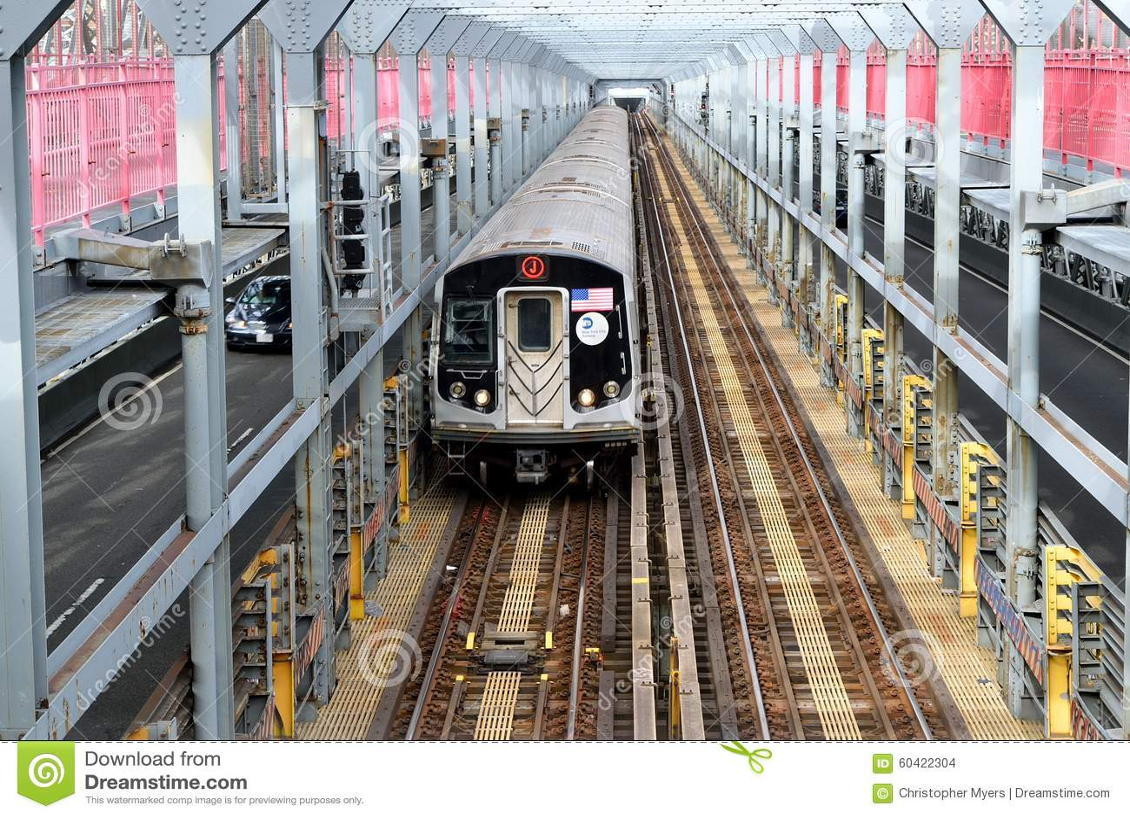 MTA J火车