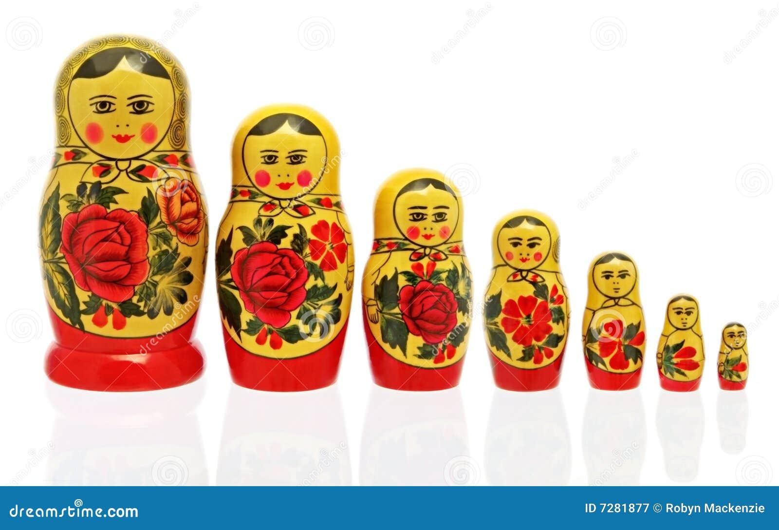 Muñecas de Babushka