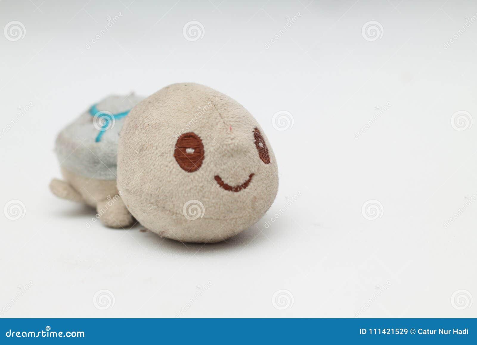 Muñecas de la tortuga, aislado, pequeño, lindo, y adorable, versión 1