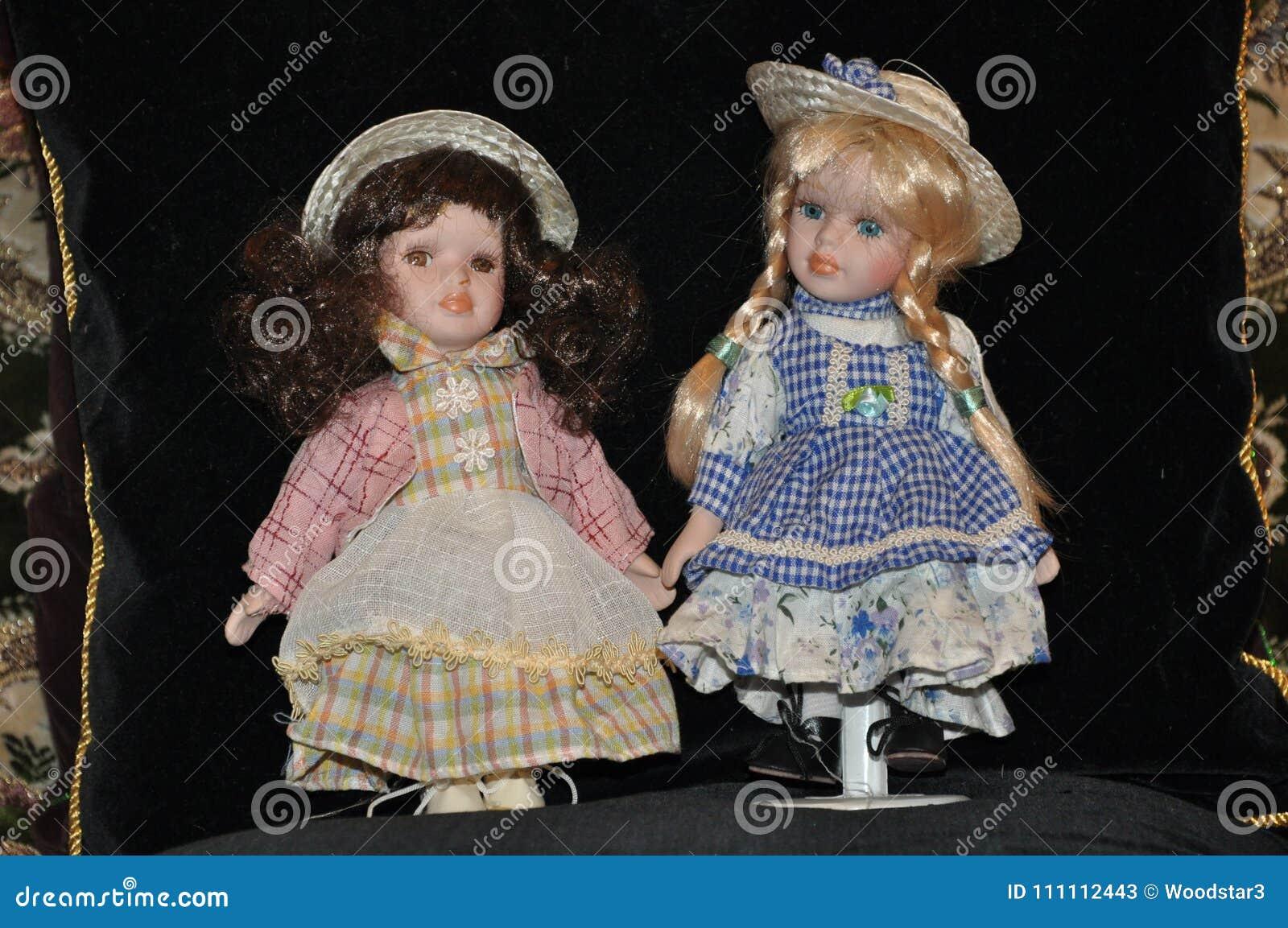 Muñecas del vintage