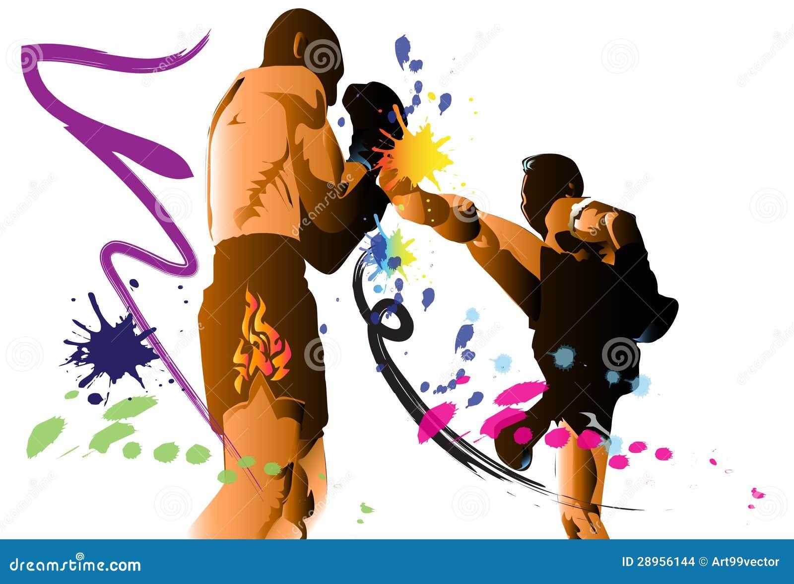 Free download muay thai kickboxing jump photo stock photos download hd
